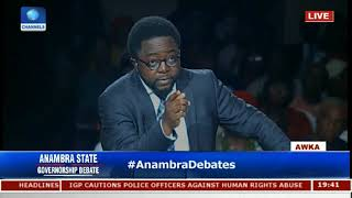 Anambra Governorship Debate Pt 4