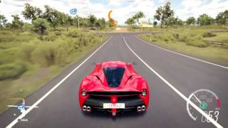 Forza Horizon 3 Ferrari LaFerrari Gameplay