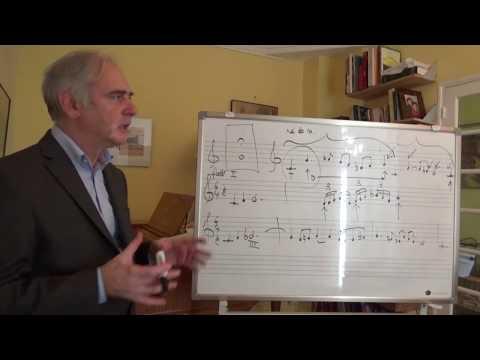 Analyse - 2.1 - Bach - Fugue en fa# mineur - BWV883 - Présentation du sujet