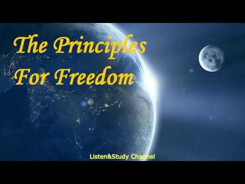 Alan Watts The priciple for Freedom