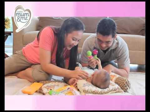 Stimulasi Motorik Bayi Usia 0 3 Bulan