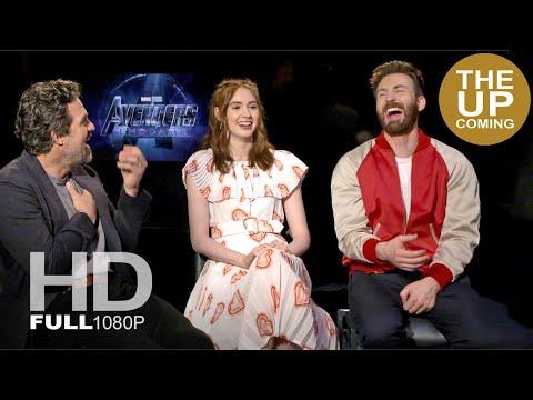 Chris Evans, Karen Gillan and Mark Ruffalo on Avengers: Endgame – interview