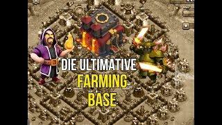 Die Ultimative Farming Base | Lets Play Clash of Clans [Deutsch/German HD]