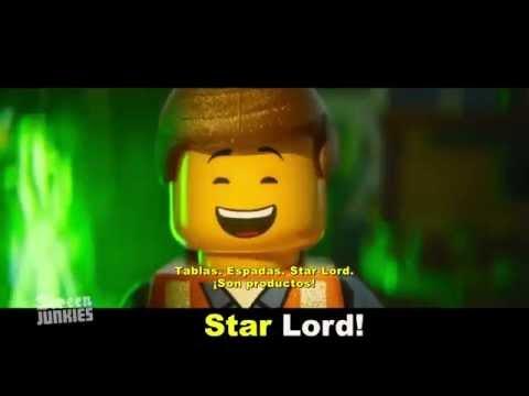 Tráiler Honesto: The Lego Movie (Honest Trailers - Subtitulado)