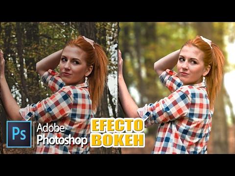 Manipulación de Fotografía paso a paso | Efecto desenfoque de fondo | Curso de Photoshop