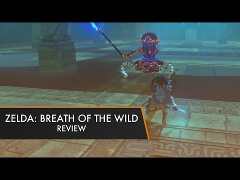 Zelda: Breath of the Wild Review | Nintendo's BEST Ever Game?