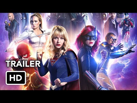 DCTV Crisis on Infinite Earths Crossover Final Trailer (HD)