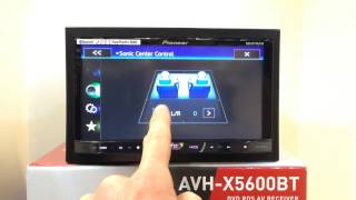 Pioneer AVH-X5600BT - MKLSHOP.DK
