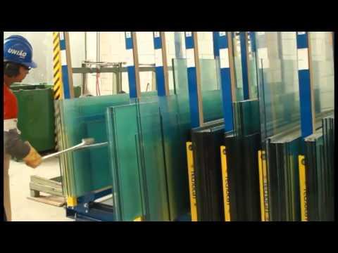 TECHNOCAT - система хранения стекла CLM