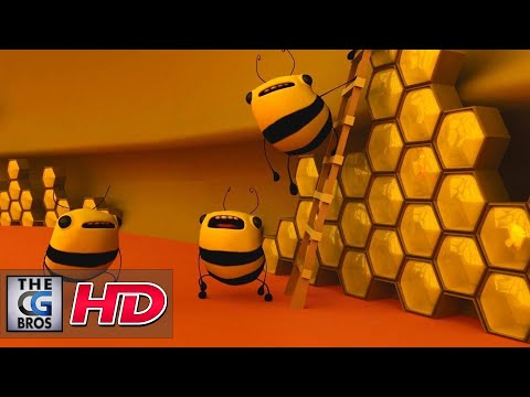 CGI 3D Animated Short: 'Buzzin' - by James Pruiksma