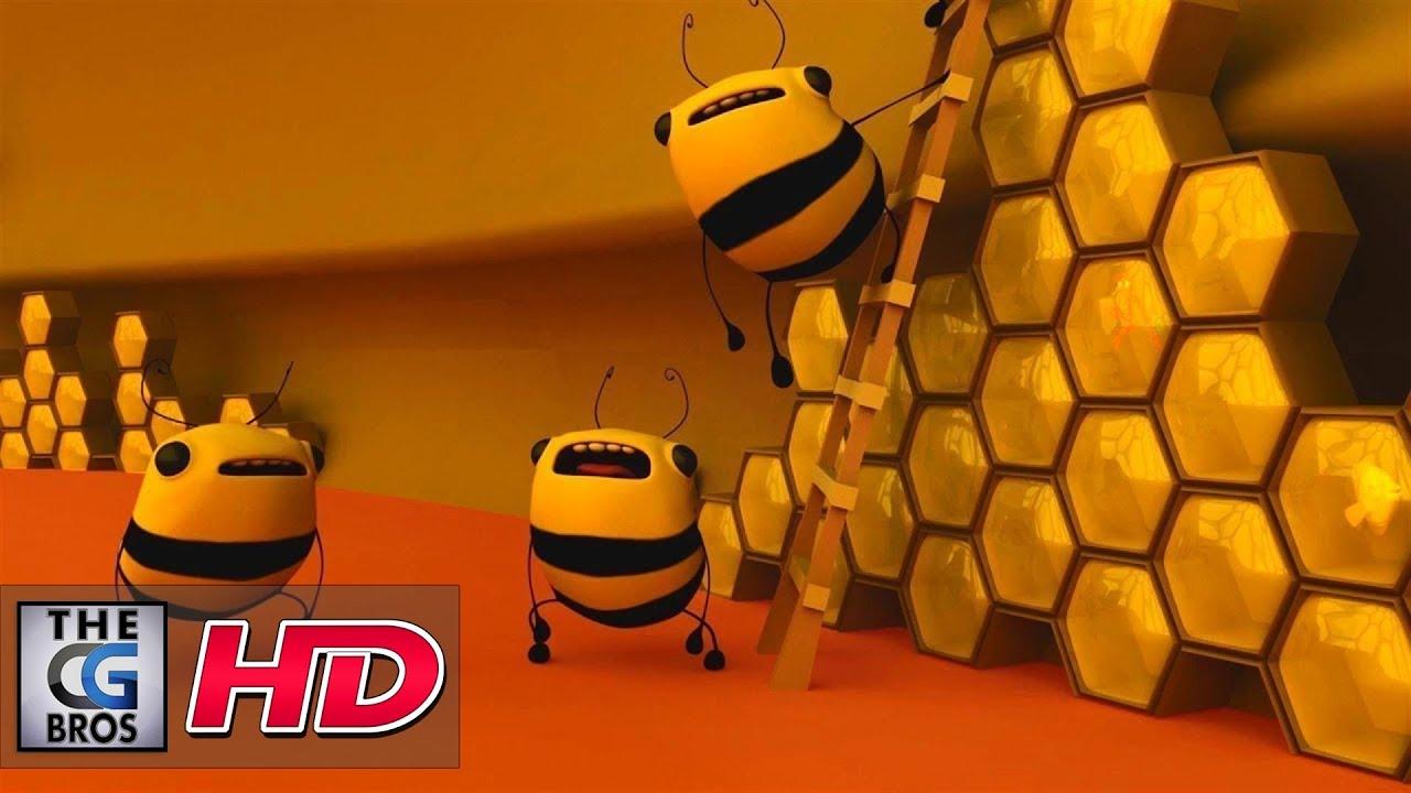 Buzzing CGI 3D Animated Short