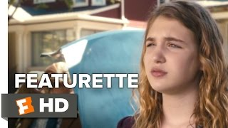 The Great Gilly Hopkins Featurette - An Inside Look (2016) - Kathy Bates Movie