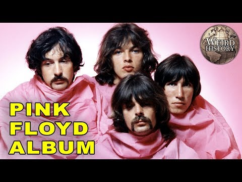 They Decided To Make An Album  is listed (or ranked) 2 on the list Pink Floyd Tried To Make An Album That Ended Up Being Too Trippy Even For Them