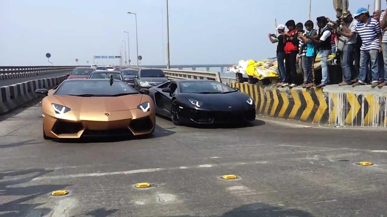 Parx Supercar Show Audi Fire In Mumbai Hd Youtube
