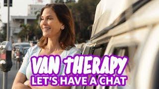 Teri Hatcher - Van Therapy