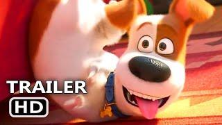 Тайна жизнь домашних животных 2 - Русский трейлер (2019) 6+