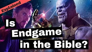 "Is the ""Avengers Endgame"" Plot Taken from Bible Prophecy?"