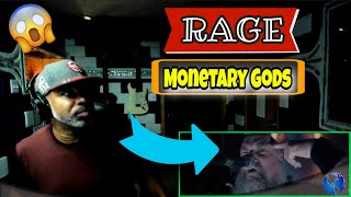 Rage - Monetary Gods (Official Video) - Producer Reaction