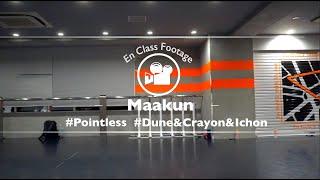 """Maakun """"Pointless / Dune&Crayon&Ichon""""@En Dance Studio SHIBUYA SCRAMBLE"""