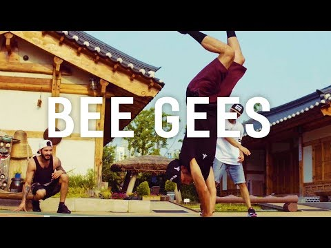 Bee Gees  You Should Be Dancing  Global Dance Mashup  #DanceOnYSBD