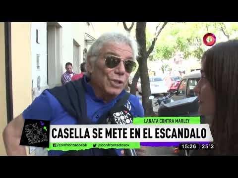 Casella destrozó a Lanata y reveló detalles de su vida sexual