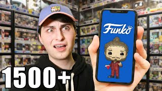 Baixar Adding Every Pop to the Funko App! | Part 1