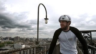 Danny MacAskill takes on Glasgow