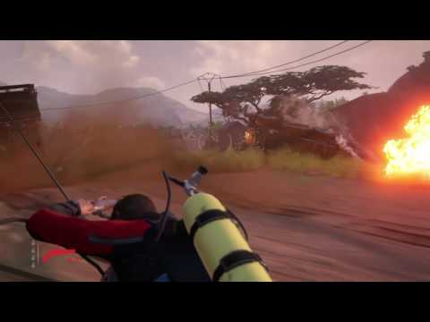 Uncharted 4 / Mods Gameplay very funny