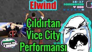 Elwind İzleyenleri Çıldırtacak Vice City Performansı