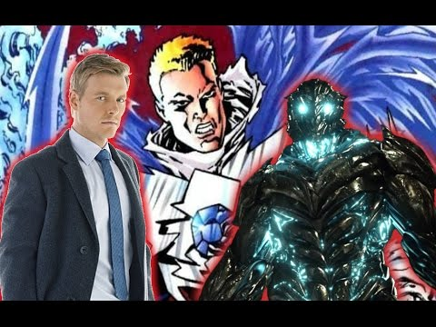 Rick Cosnett Returning To The Flash  - Could Eddie Thawne Be Cobalt Blue Or Savitar?!