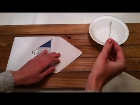 How to seal wedding invitation envelopes YouTube