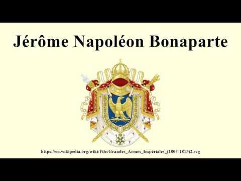 Jérôme Napoléon Bonaparte