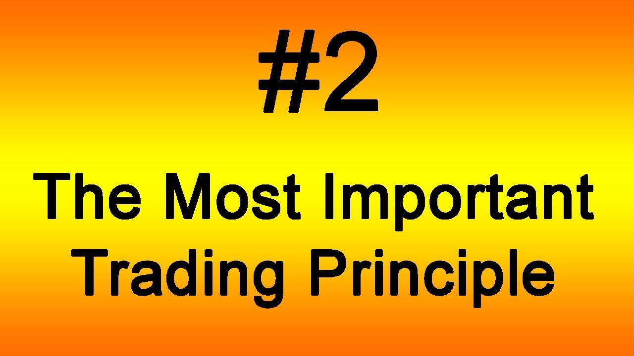 Principles of Forex Trading for Beginners