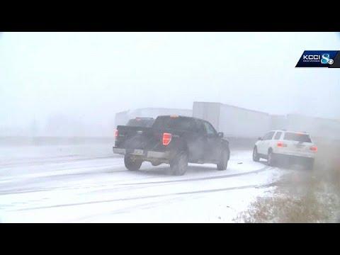 شاهد: واحدة تلو الأخرى.. تصادم مخيف لأكثر من 50 سيارة في الولايات المتحدة…  - نشر قبل 3 ساعة
