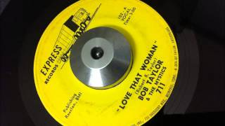Bob Taylor-Love That Woman EXPRESS