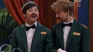 jesse McCartney in suite life of zack and cody