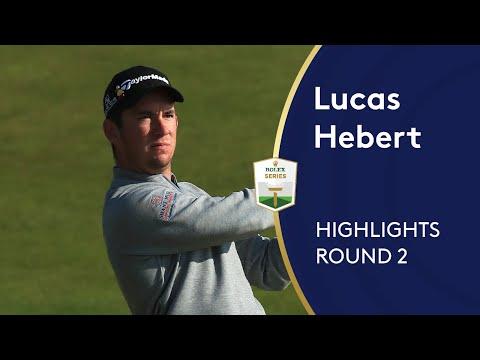 Lucas Herbert shoots 65 | Round 2 Highlights | 2020 ASI Scottish Open