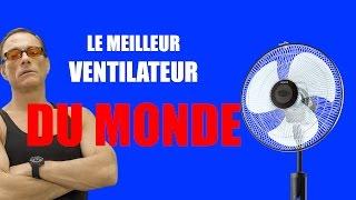LE MEILLEUR VENTILATEUR DU MONDE | Lamrank