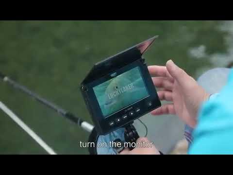 LUCKY FISH FINDER Underwater Fishing Camera FL180AR