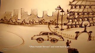 ரகசிய குகை பிரம்மாண்ட தொடர் பாகம் 3 | Ragasiya Guhai EPISODE 3 Sand Art Movie Series