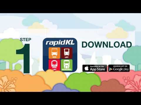 RapidKL Travel Guide: Download & Redeem The Body Shop Voucher from YouTube · Duration:  26 seconds