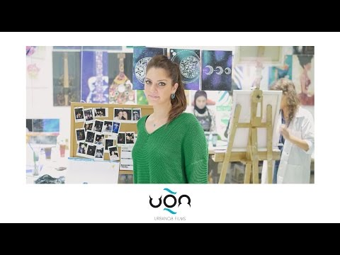 The One With: Sarah Chouari   ArtspaceQ8