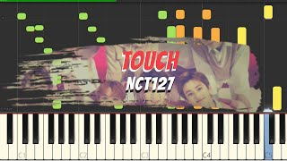Nct 127 엔시티 - touch piano cover by djs137, click the notification bell 🔔 to be notified when i upload a new video!, please like and subscribe!), sheets: https://yadi.sk/i/killnagu3tnxxf