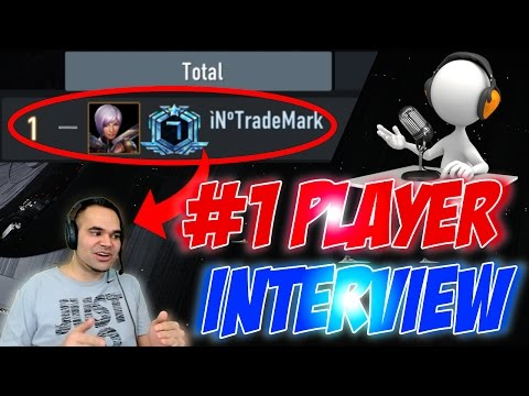 INTERVIEW W/ #1 PLAYER IN THE WORLD! - Star Wars Force Arena Podcast