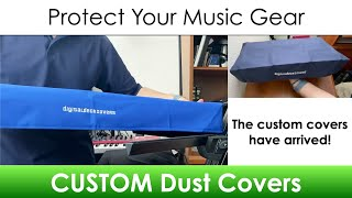 Nord Keyboard Custom Dust Cover Options (part 2)