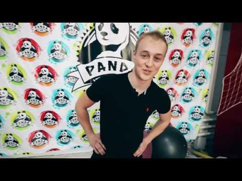 Нижний Новгород. Батутный зал Panda club. Амбар ТВ - По батутам.