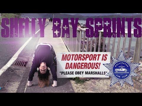 NZ Motorsport: Shelly Bay Sprints 2017, club level sealed event