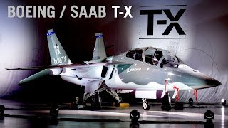 Boeing and Saab Reveal New Jet for U.S. Air Force's T-X Competition – AINtv
