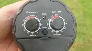วิธีใช้งานปุ่ม Delay สำหรับเครื่องตั้งเวลารุ่น WTR-101 เเละ WTR-201 Video