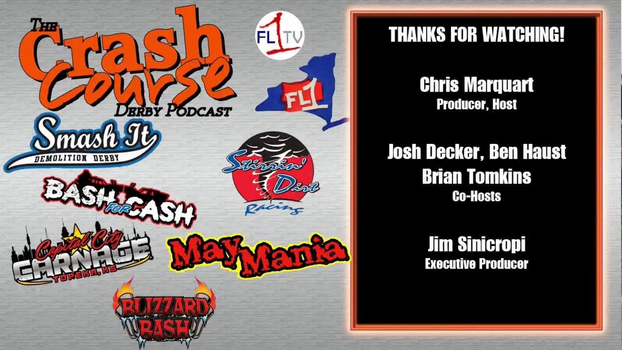 CRASH COURSE #369: Stark, McChesney, Ernst (podcast)